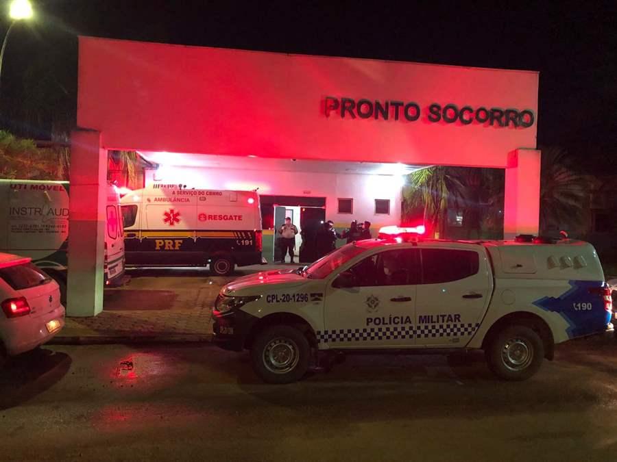 Jovem é espancado e deixado jogado inconsciente de vala em Porto Velho