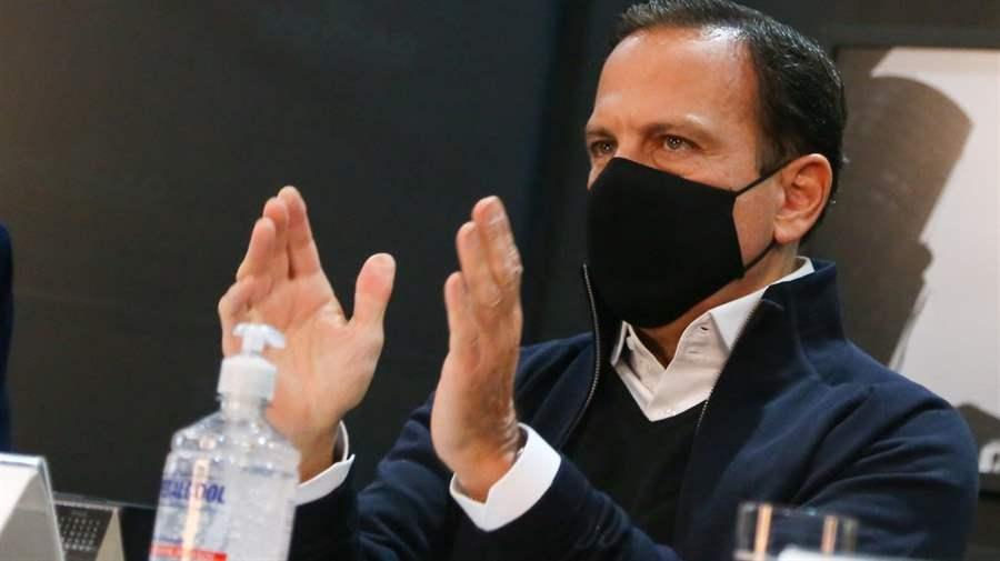 """João Doria comete gafe e vira chacota no partido: """"Quem aqui já foi a Dubai?""""; assista"""