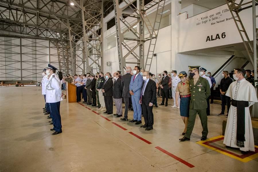 Prefeitura de Porto Velho participa de evento em alusão ao Dia do Aviador e da FAB
