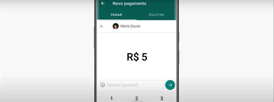 WhatsApp pode exigir documento de identidade para liberar pagamentos no app