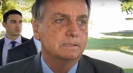 'STF faz fake news ao dizer que não tirou meus poderes', diz Bolsonaro a apoiadores