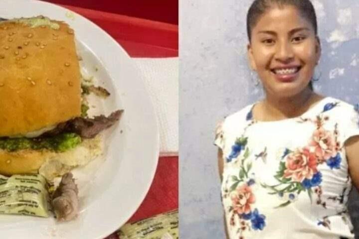 Cliente morde dedo humano em decomposição ao comer sanduíche em restaurante