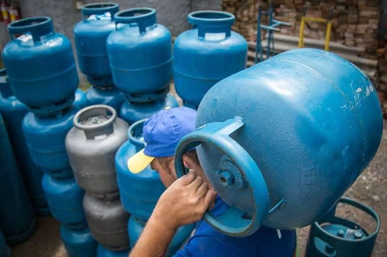 Preço do gás sobe 6% no estado de RO e botija já chega a R$ 125 em Vilhena
