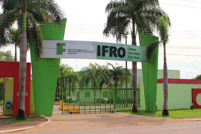 Ifro abre processo seletivo para contratação de estagiários em Porto Velho