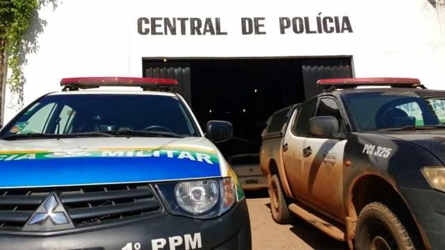 Foragido ameaça a própria mãe de morte e agride policiais na zona leste