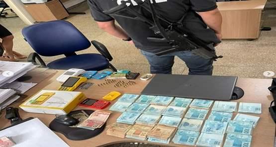PC fecha pontos de jogos de azar e de crime contra a economia popular na Capital