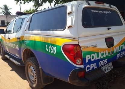Bandidos invadem casa e trancam família  e roubam TV, celulares e bicicleta