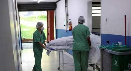 Brasil contabiliza 1.333 mortes por covid e 41,4 mil casos em 24 horas