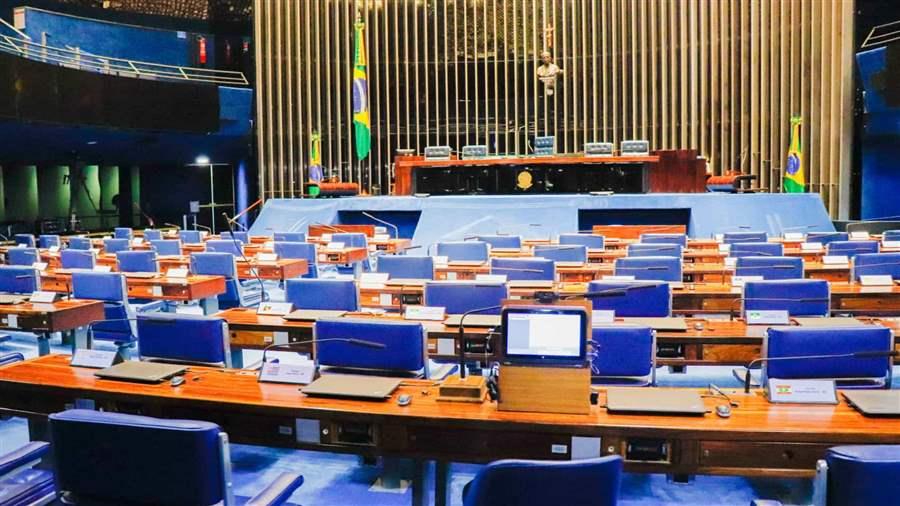Presidente do Senado ressuscita proposta de reforma que une tributos estaduais e municipais