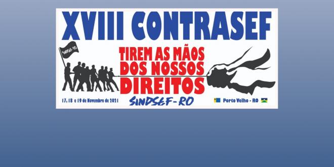 Sindsef convoca filiados de Porto Velho para assembleia de eleição dos delegados para o XVIII CONTRASEF