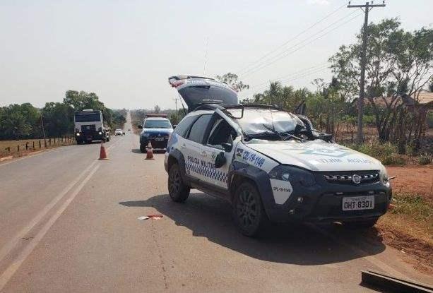 Resultado de imagem para ROLIM DE MOURA - Policiais militares se envolvem em acidente enquanto se deslocavam para ocorrência policial